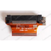 Разъем подключения оптического привода IDE Asus M2400N 08-20C060 с разбора