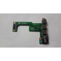 Плата USB Audio HDMI MSI FX610 с разбора