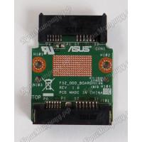 Плата подключения оптического привода SATA Asus f52 K50AB с разбора