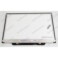 """Матрица для ноутбука 13.3"""" 1280x800 30 pin спереди SLIM B133EW07 V.2 уши по бокам"""