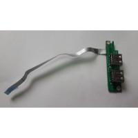 Плата USB eMachines E528 с разбора