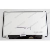 """Матрица для ноутбука 11.6"""" 1366x768 40 pin SLIM LED B116XTN04.0 уши верх/низ глянцевая"""