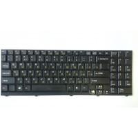 Клавиатура DNS Clevo D700 D900 MP-03753SU-4305L V750WH V751L черная с разбора