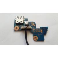 Плата USB Samsung NP-RV515 с разбора