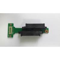 Плата подключения жесткого диска SATA Asus N73J с разбора