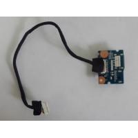 Плата USB Lenovo G580 с разбора