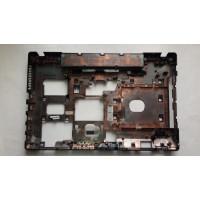 Нижняя часть корпуса Lenovo G580 (HDMI) с разбора