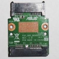 Плата подключения оптического привода SATA Asus f52 с разбора