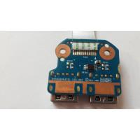 Плата USB HP 2000 250 G1 255 G1 с разбора