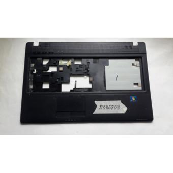 Верхняя часть корпуса Lenovo G565 с разбора