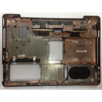 Нижняя часть корпуса Toshiba A200-1M4 PSAE0E-04E00URU с разбора