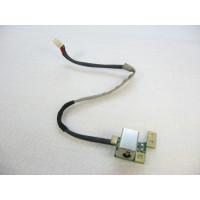 Разъем питания HP DV9600 с разбора