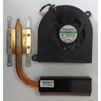 Система охлаждения Fujitsu V5515 V5535 GC055515VH-A 13.V1.B3081.F.GN K7C03F DC5V 1.1W 3pin с разбора
