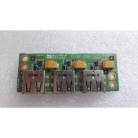 Плата USB Asus x55a с разбора