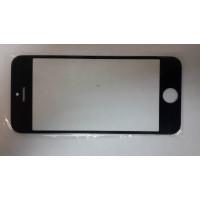 Стекло iPhone 5 черный