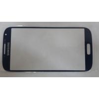 Стекло Samsung i9500 i9505 синий