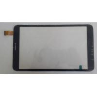 Тачскрин DXP2-0331-080A-FPC 39pin черный