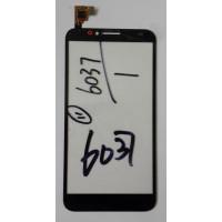Тачскрин Alcatel OT-6037Y Idol 2 3C1038FPC-A2-E 5+5pin черный