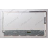 "Матрица для ноутбука 16.0"" 1366x768 40 pin LED LTN160AT06 справа снизу глянцевая"