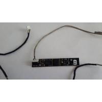 Web камера HP 615 и шлейф web-камеры с разбора