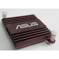Радиатор моста компьютера ASUS с разбора