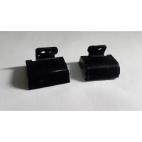 Заглушки петель черные (пластик) с разбора