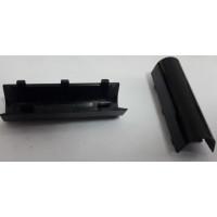 Заглушки петель черные (пластик) тип2 с разбора