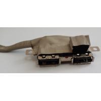USB разъем Asus K40 с разбора
