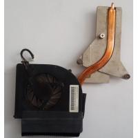 Система охлаждения LG R510 ASV3FQL8TA00103B 3 pin с разбора