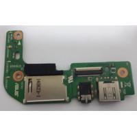 Плата USB Asus X555LD с разбора