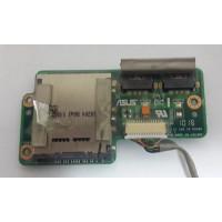 Плата USB Asus K51A с разбора