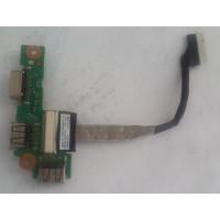 Плата USB DELL M5010 с разбора