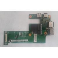 Плата USB/DC/E-SATA/RG-45 DELL M5010 с разбора