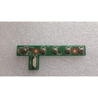 Плата кнопки включения RoverBook W551 с разбора