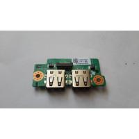 Плата USB Acer 4738 4738Z 4733 4733Z с разбора