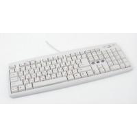 Клавиатура Genius KB-06X PS/2 белая