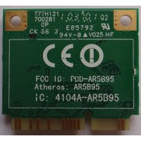 Wi-Fi модуль Acer 5552G-P544G50Mikk  с разбора