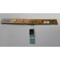 Плата кнопки включения Fujitsu PTT50 PTT50SW с разбора