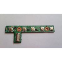 Плата с кнопками управления MSI EX600 MS-1636A с разбора