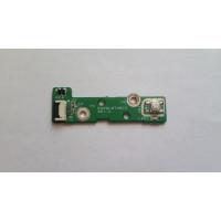 Плата кнопки включения LG R510 R51 с разбора