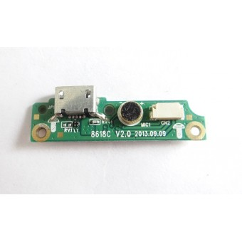 Плата питания с разъемом micro USB 8618C V2.0 для планшета Prestigio Multipad 4 Diamond 7.85 3G