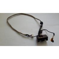 Сетевой разъем Sony PCG-7121P с разбора