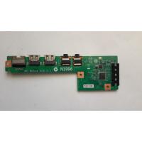 Плата USB AUDIO MSI U160DX с разбора