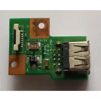 Плата USB Fujitsu 1720 MS2199 с разбора