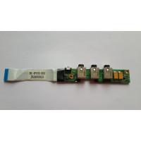 Плата Audio HP DV2500 с разбора