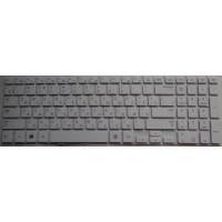 Клавиатура Samsung 370R5E без рамки белая