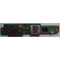 Плата Cardreader SIMreader ASUS MeMO Pad FHD 10 ME302KL с разбора