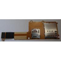 Плата Cardreader SIMreader для планшета тип1 с разбора