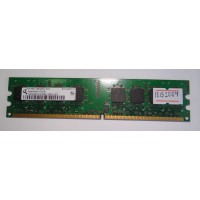 Оперативная память для компьютера DDR2 1GB 2Rx8 PC2-5300U-555-12-E0