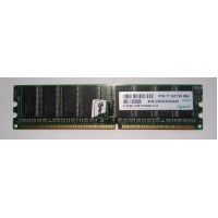 Оперативная память для компьютера DDR1 512MB UNB PC3200 CL3